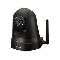 D-Link Wireless Pan & Tilt Day/Night Network Camera