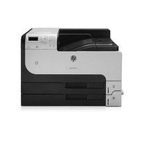 HP LaserJet Enterprise 700 M712DN Laser Printer | 40 PPM Mono, 1200x1200 DPI Print, Duplex Print | Print, USB/Ethernet Connectivity