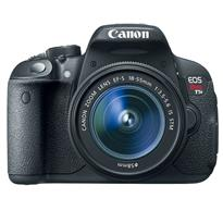 Canon EOS Rebel T5i w/ EF-S 18-55mm f/3.5-5.6 IS STM | STM Lens Support for Quiet AF in Movies | 18.0MP APS-C CMOS Sensor | DIGIC 5 Image Processor | 3.0