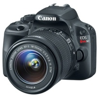 Canon EOS Rebel SL1  w/ EF-S 18-55mm f/3.5-5.6 IS STM ** Lower Pricing Available In-Store ** | 18.0MP APS-C CMOS Sensor | DIGIC 5 Image Processor | 3.0