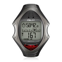 Polar RS400 - Advanced Heart Rate Endurance Sports Watch