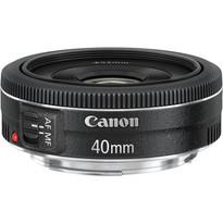 Canon EF 40mm f/2.8 STM Lens | STM Stepping Motor for Smooth, Silent AF | Lightweight & Compact: 4.6 oz, 1
