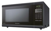 Panasonic NNST651B Mid-Size 1.2 cu. Ft. Inverter Countertop Microwave Oven - Black  | 1200W