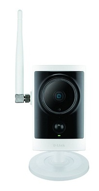 D-Link DCS-2332L Network Camera - Color - CMOS - Wireless, Cable - Wi-Fi - Fast Ethernet