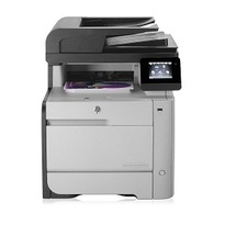 HP LaserJet Pro M476NW Multifunction Colour Laser Printer | 21 PPM Mono, 21 PPM Colour, 600x600 DPI Print | Print, Scan, Copy, Fax, USB/Ethernet/Wi-Fi Connectivity |CF385A