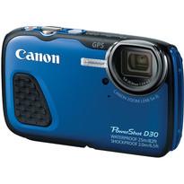Canon PowerShot D30 Waterproof Digital Camera  | 12.1MP 1/2.3
