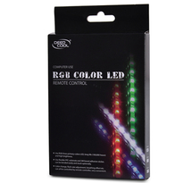 Deepcool RGB Colour LED Light Strip | 2x30cm Strips with Remote