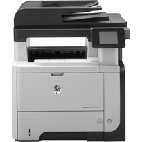HP LaserJet Pro MFP M521DN - Laser Printer - Monochrome | Up to 42 ppm - 1200 dpi x 1200 dpi | Print, Copy, Scan, Fax, USB 2.0; Ethernet 10/100/1000Base-TX