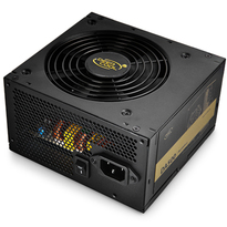 Deepcool DA500 80 Plus Bronze certified 500W Power Supply | 120mm PWM Silent Fan