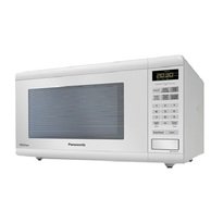 Panasonic NNST661W Mid-Size 1.2 cu. Ft. Genius Inverter Countertop Microwave Oven - Stainless Steel White  | 1200W