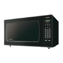 Panasonic NNSN968B Full Size 2.2 cu. Ft. Genius Inverter Countertop Microwave Oven - Black  | 1200W