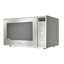 Panasonic NNSD671S Mid-Size 1.2 cu. Ft. Genius Prestige Inverter Countertop Microwave Oven - Stainless Steel  |1200W