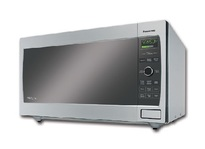 Panasonic NNT795S Family Size 1.6 cu. Ft. Genius Inverter Countertop Microwave Oven - Stainless Steel  |1200W