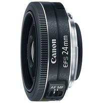 Canon EF-S 24mm f/2.8 STM Lens | One Aspherical Element | Optimized Lens Coatings | STM AF Motor Supports Movie Servo AF | Full-Time Manual Focus Override