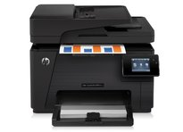 HP Colour LaserJet M177FW Wireless Network Multifunction Laser Printer | 21 PPM Mono, 600x600 DPI Print, 1200 DPI Scan, Duplex Print | Print, Scan, Copy, Fax, USB/Ethernet Connectivity