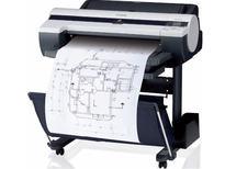 Canon imagePROGRAF iPF605 Inkjet Large Format Printer - 24