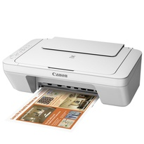 Canon PIXMA MG2920 All-in-One Inkjet Printer | 4800 x 600dpi |  Black 8.0 IPM,  Colour 4.0 IPM | Print, Scan, Copy |  Wi-Fi, USB Connectivity