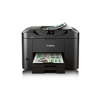 Canon MAXIFY MB2320 Small Office/Home Office Inkjet Printer | 23.0 ipm Black, 15.0 ipm Colour, 600 x 1200 dpi Print | Print/Copy/Scan/Fax, Wireless/Ethernet/Hi-Speed USB Connectivity