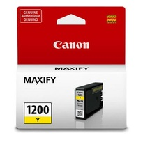 Canon PGI-1200 Pigment Ink Tank Yellow for MB2320/MB2020