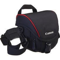 Canon 900SR - Holster Bag | Holds Rebel DSLR and Small Lens | Front Zippered Pocket Accessory Pocket