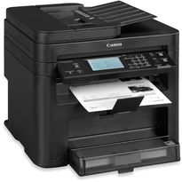 Canon imageCLASS MF216n Multifunction Laser Printer - Monochrome | 24 PPM | Print, Scan, Copy, Fax - USB, Ethernet