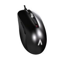 Azio EXO1 Gaming Mouse- Black