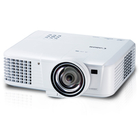 Canon LV-WX300ST LCD Projector | Native  | 3,000 Lumens | 2,300:1 Contrast Ratio