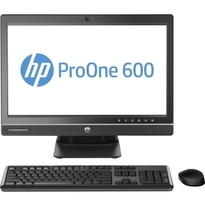 HP Business Desktop ProOne 600 G1 All-in-One Computer  | Intel Core i5-4690S 3.20 GHz | 4GB DDR3, 500 GB HDD | 21.5