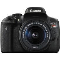 Canon EOS Rebel T6i - DSLR Camera Kit with EF-S 18-55mm f/3.5-5.6 IS STM lens | 24.2 MP APS-C CMOS Sensor | DIGIC 6 Image Processor | 3.0