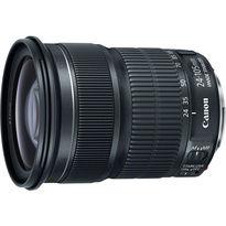 Canon EF 24-105mm f/3.5-5.6 IS STM Lens | EF Mount Lens/Full-Frame Format | Two Aspherical Elements & One UD Element | Optimized Lens Coatings | STM AF Motor Supports Movie Servo AF | Optical Image Stabilizer | Internal Focusing; Manual Focus Override