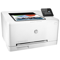 HP LaserJet Pro M252DW Colour Single Function Printer | 19PPM Colour | 600 x 600 DPI | USB, WiFi, Ethernet, Airprint