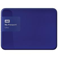 WD 2TB Blue My Passport Ultra Portable External Hard Drive - USB 3.0 - WDBBKD0020BBL-NESN
