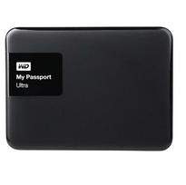 WD 2TB Black My Passport Ultra Portable External Hard Drive - USB 3.0 - WDBBKD0020BBK-NESN