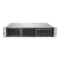 HP ProLiant DL380 Gen9 - Server - rack-mountable - 2U - 2-way - 2 x Xeon E5-2670V3 / 2.3 GHz - RAM 64 GB - SAS - hot-swap 2.5