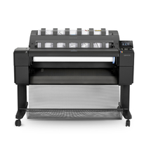 HP Designjet T920 36-in PostScript ePrinter  | Print speed: 120 A1 prints per hour | Gigabit Ethernet  | Part no: CR355A#B1K