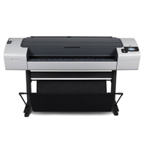 HP Designjet T790 24-in PostScript ePrinter | Print speed: 93 A1 prints per hour | Fast Ethernet  | Part no: CR648A#B1K