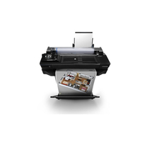 HP Designjet T520 36-in ePrinter | Print speed: 70 A1 and 70 D prints per hour | Fast Ethernet ; Hi-Speed USB 2.0 certified; Wi-Fi | Part no: CQ893A#B1K