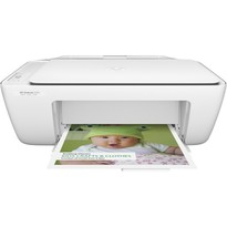 HP Deskjet 2130 All-in-One Inkjet Printer | 20 PPM Mono, 16 PPM Colour, 1200x1200 DPI Print | Print, Scan, Copy | USB | Part no:  F5S40A#B1H