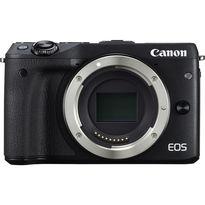 Canon EOS M3 Mirrorless Digital Camera  | 24.2MP APS-C CMOS Sensor | DIGIC 6 Image Processor | 3.0