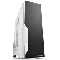 Deepcool Dukase ATX White Windowed Mid Tower