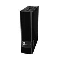 WD 8TB  My Book Desktop External Hard Drive - USB 3.0 - WDBFJK0080HBK-NESN