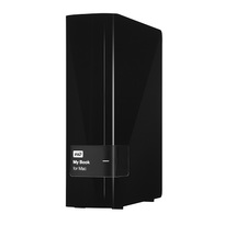WD 8TB  My Book for Mac Desktop External Hard Drive - USB 3.0 - WDBYCC0080HBK-NESN