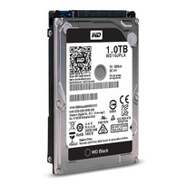 WD Black 1TB Performance Mobile Hard Disk Drive - 7200 RPM SATA 6 Gb/s 32MB Cache 2.5 Inch - WD10JPLX