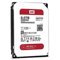 WD Red Pro 8TB NAS Desktop Hard Disk Drive - IntelliPower SATA 6 Gb/s 128 MB Cache 3.5 Inch