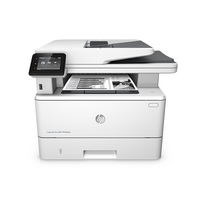 HP LaserJet Pro MFP M426FDN Multifunction Printer | Print, Copy, Scan, Fax, Duplex | Connectivity: Hi-Speed USB 2.0 port | Part no: F6W14A#BGJ