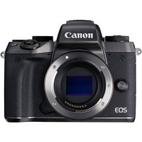 Canon EOS M5 Mirrorless Digital Camera  | 24.2MP APS-C CMOS Sensor | DIGIC 7 Image Processor | 3.2