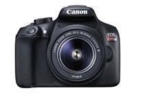 Canon EOS Rebel T6 DSLR Camera with EF-S 18-55mm IS II Lens | 18MP APS-C CMOS Sensor | DIGIC 4+ Image Processor | Full HD 1080p Video Recording at 30 fps | Built-In Wi-Fi with NFC