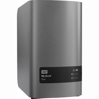 WD My Book Duo 16TB  Two-Bay USB 3.0 RAID Array