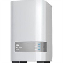 WD 12TB My Cloud Mirror Personal Cloud Storage - NAS - WDBWVZ0120JWT