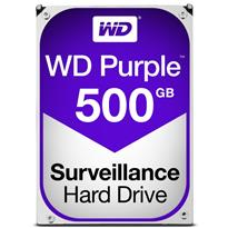 WD Purple� Surveillance Hard Drive 500GB 3.5